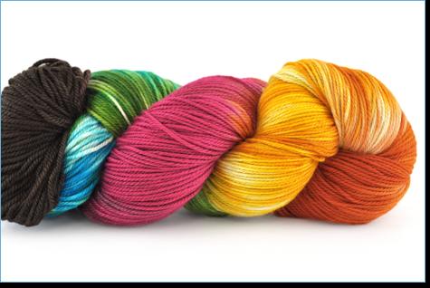 Western Sky Knits : Western Sky Knits - Magnolia Sock at Eat.Sleep.Knit