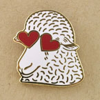 Heart-Eyed Sheep